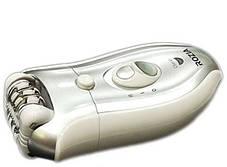 Эпилятор Депилятор Бритва 2в1 ROZIA HB-6005 Влагозащищенный Аккумуляторный, фото 3