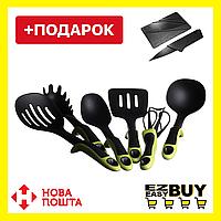 Набір кухонного приладдя Kitchen Tools 7. Прилади для готування. Інструменти для кухні.