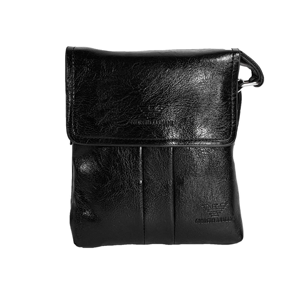 Односекционная сумка с клапаном Giorgio Armani
