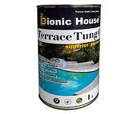Тунговое масло для террас 1л