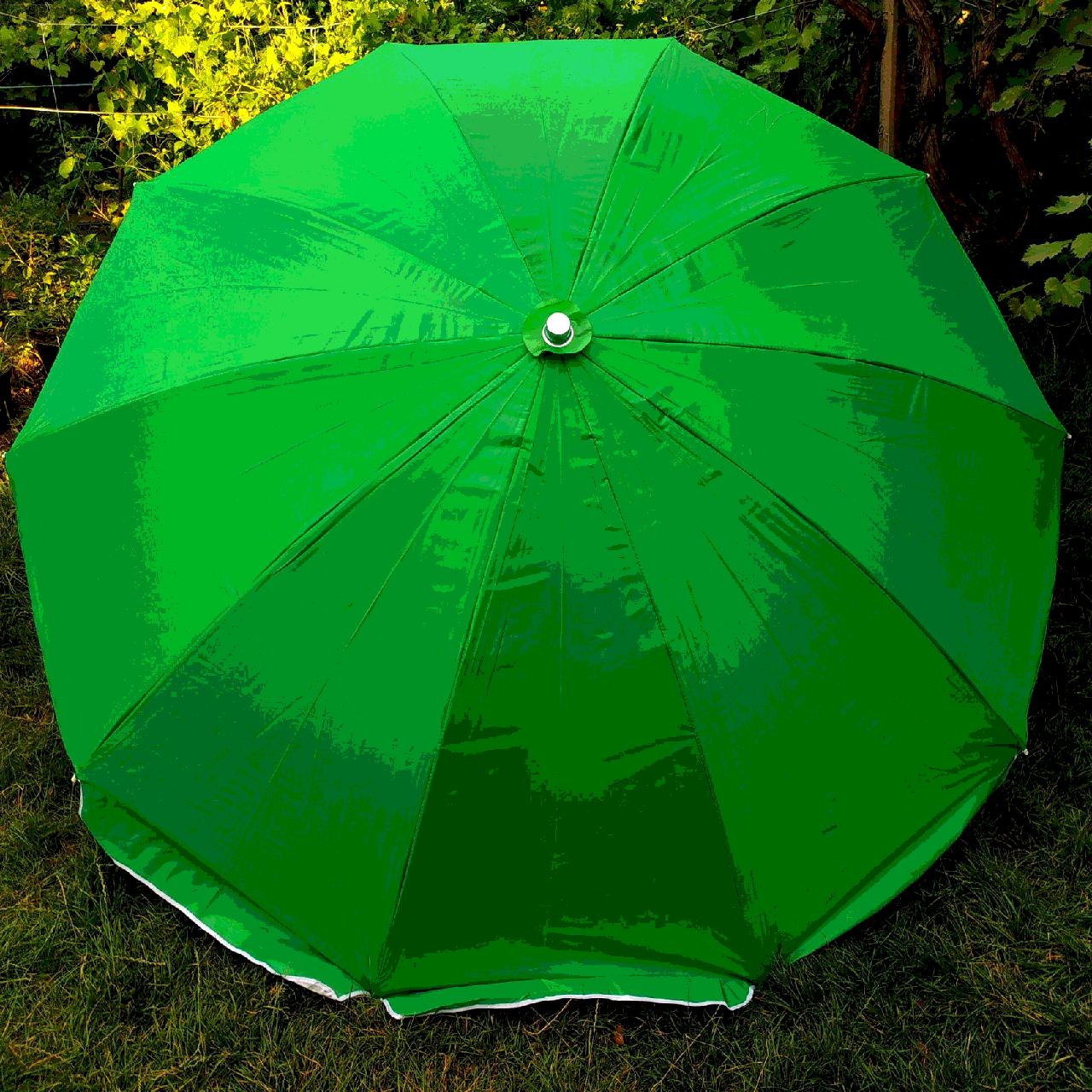 Зонт пляжный Green 2,5 метра