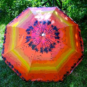Пляжний зонт 2метра колір№1а