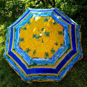 Пляжний зонт 2метра колір№2а