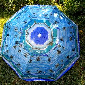 Пляжний зонт 2метра колір№3а