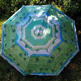 Пляжний зонт 2метра колір№4а