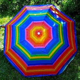 Пляжний зонт 2метра колір№5а