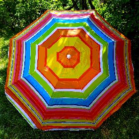 Пляжний зонт 2метра колір №6а