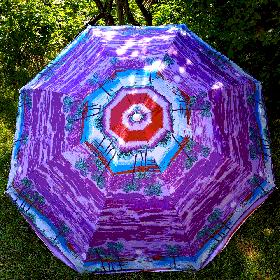 Пляжний зонт 2метра колір№7а