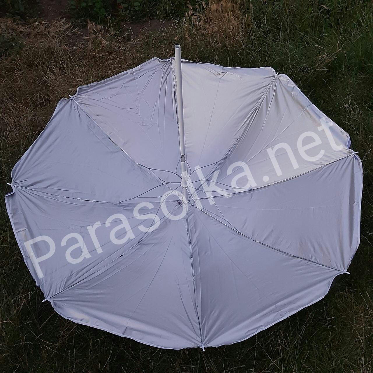Зонт пляжный 21в  1,8 метра усиленный