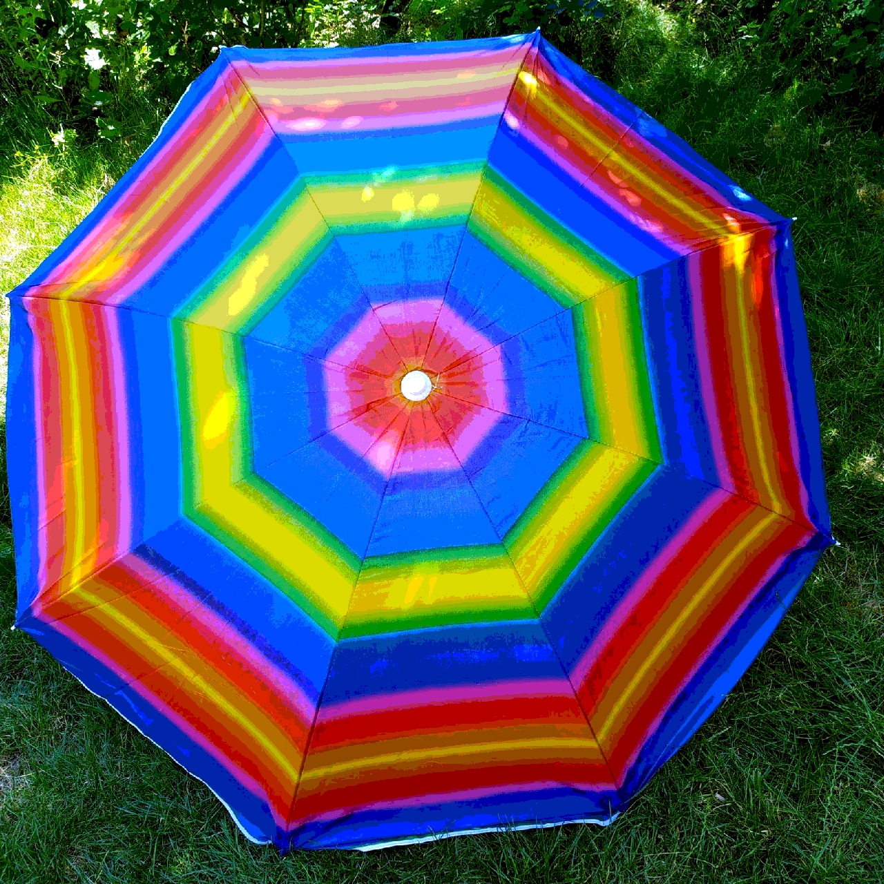 Зонт пляжный 5а  1,8 метра усиленный