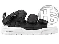 Мужские сандалии New Balance Beach Couple Sports Sandals Black White