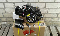 Двигатель на мопед 110 кубиков/ Альфа/ Дельта/ Спарк /Мустанг /Вайпер /Соул /Рига/ Актив /