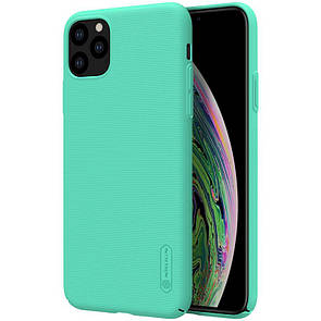 "Чехол Nillkin Matte для Apple iPhone 11 Pro Max (6.5"") Бирюзовый / Mint Green"