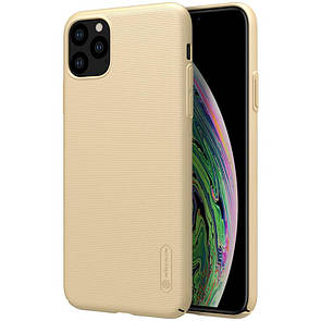 "Чехол Nillkin Matte для Apple iPhone 11 Pro Max (6.5"") Золотой"