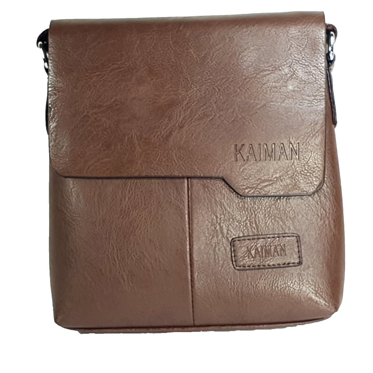 Односекционная сумка с клапаном Kaiman