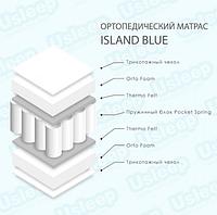 Матрац ISLAND BLUE 140x200