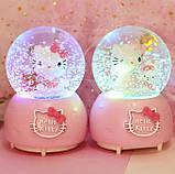 "Музыкальный ночник ""Hello Kitty"" 3DTOYSLAMP, фото 2"