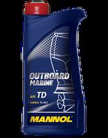 Моторное масло для катеров OUTBOARD MARINE API TD 1л