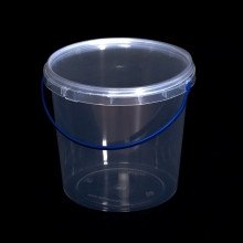 Ведро пластиковое пищевое, для меда 1,1 л. (200 шт.)