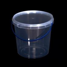 Ведро пластиковое пищевое, для меда 1 л. (100 шт)