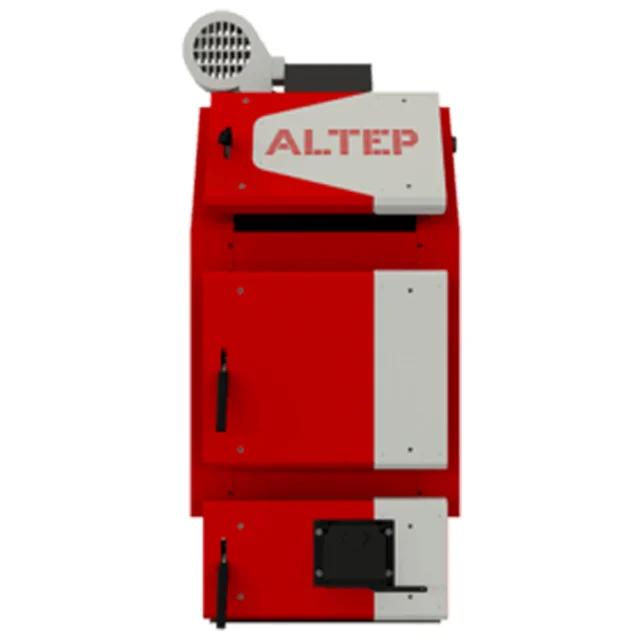Altep Trio Uni Plus 14 кВт (Альтеп) універсальний котел тривалого горіння, на твердому паливі