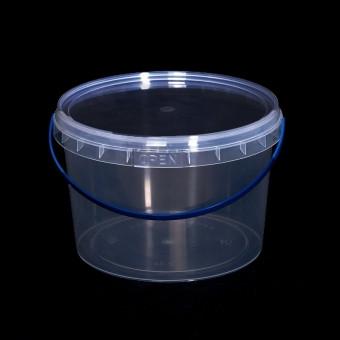 Ведро пластиковое пищевое, для меда 2,3 л. Роздріб