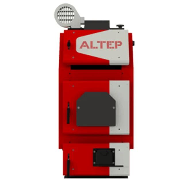 Altep Trio Uni Plus 20 кВт (Альтеп) універсальний котел тривалого горіння, на твердому паливі