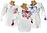 Домотканая Вышиванка для девочки Подросток р.134-164, фото 2