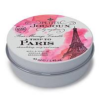 Массажная свечa Mystim Petits Joujoux - Paris - Vanilla and Sandalwood 43 мл SO3171, КОД: 1533500