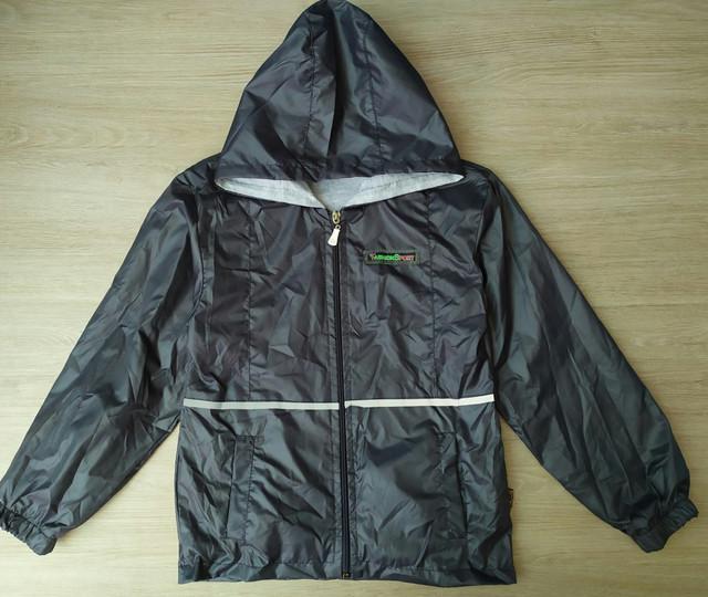 Детская куртка-ветровка 9-12 лет для мальчиков Турция оптом