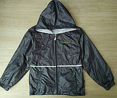 Дитяча куртка-вітровка 9-12 років для хлопчиків оптом Туреччина