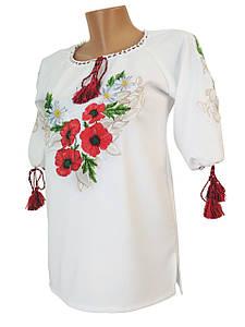 Сорочка Вишиванка для дівчинки Підліток р. 134-164