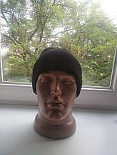 Мужская зимняя шапка (черная)