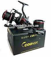 Карповая катушка Coonor Surf Casting NFR 9000 12+1 с шпулями 8000 и 9000