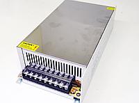 12V 50A S-600-12 Блок питания адаптер Металл корпус, фото 1