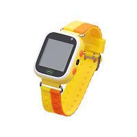 Смарт Часы-телефон детские  GM7S (Оранжевый)