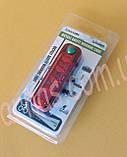 Фонарь велосипедный задний свет стоп QX-W05 аккумуляторный, фото 2