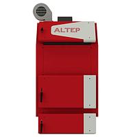 Altep Trio Uni Plus 97 кВт (Альтеп) универсальный котел длительного горения на твердом топливе