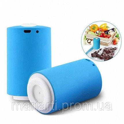 Вакуумный упаковщик для еды Vacuum Sealer Always Fresh, вакуумные пакеты для еды, фото 2