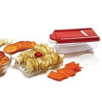 Набор для приготовления чипсов в микроволновой печи Microwave Potato Chip Maker