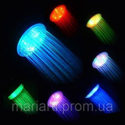 Насадка для душа с LED подсветкой UFT Led Shower, фото 2