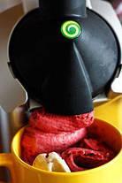 Машинка для приготовления мороженного Yonauas мороженица, фото 3