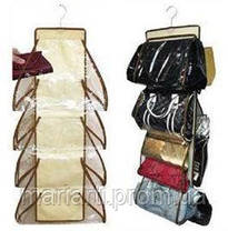 Подвесной органайзер для хранения сумок Purse Store, фото 3