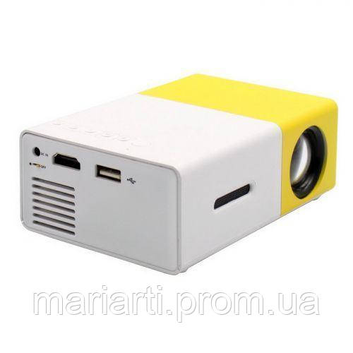 Проектор LED Projector мультимедийный с динамиком