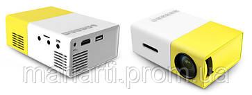Проектор LED Projector мультимедийный с динамиком, фото 2