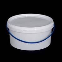 Ведро пластиковое пищевое, для меда 3 л. (100 шт.)