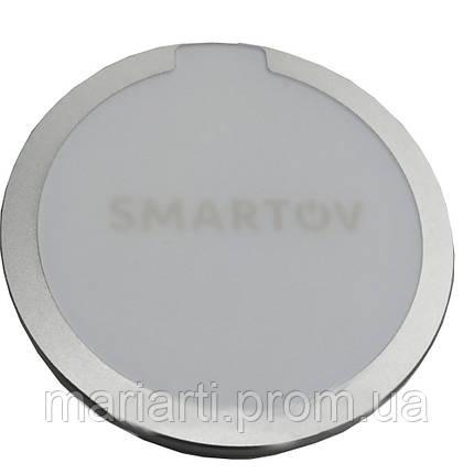 Беспроводная зарядка Power Bank SmartOn Белая, фото 2