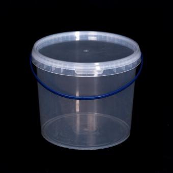 Ведро пластиковое пищевое, для меда 5 л. Роздріб