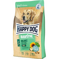 Happy Dog (Хэппи Дог) NaturCroq Balance Сухой корм для взрослых собак 4 кг