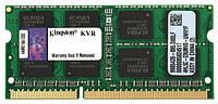 Оперативная память So-Dimm Kingston DDR3 8GB 1600MHz (KVR16S11/8) (6267669)